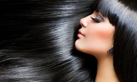 Shampoing, soin, coupe et brushing, option mèches ou couleur dès 14,99 € au salon lImaginhair